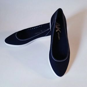 AK Sport Over The Top Slip-on Shoes